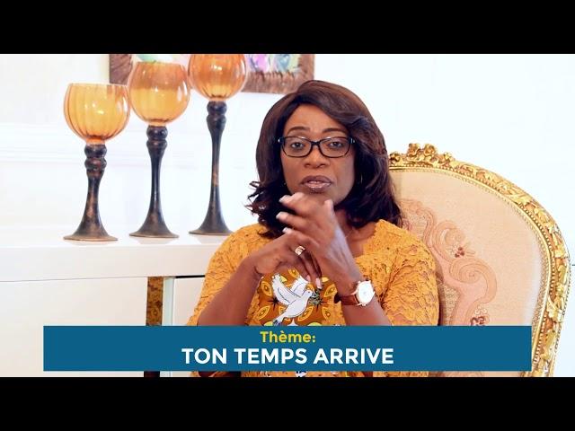 COMBATTONS LE BON COMBAT : « Ton temps arrive »