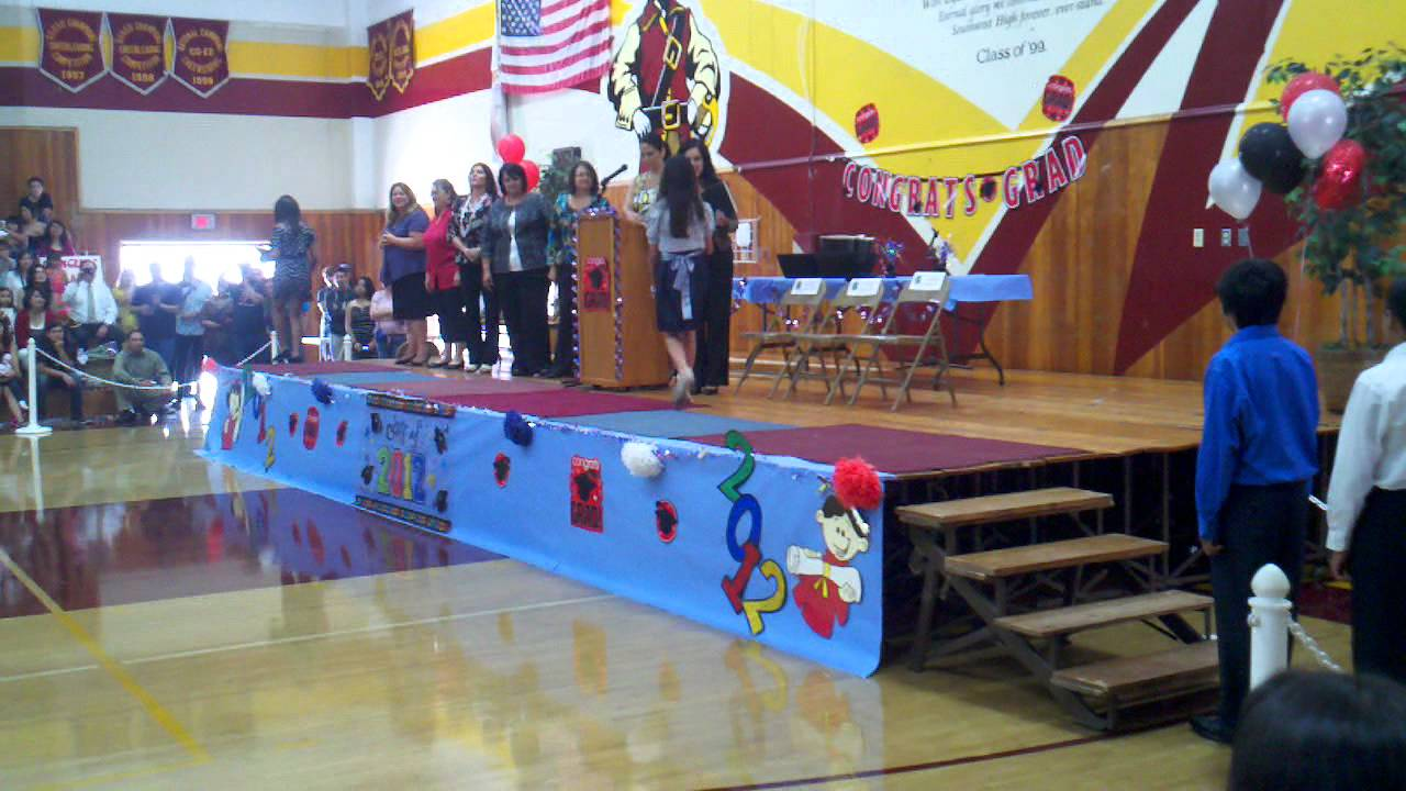 nestor language academy charter school 6th grade promotion