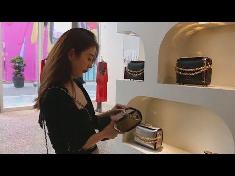Luxury brands growing in China despite trade war