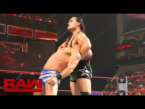Bo Dallas vs. Kyle Roberts: Raw, Sept. 5,...