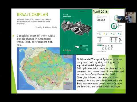 Infrastructure Development in Western Amazonia 10.5.2017