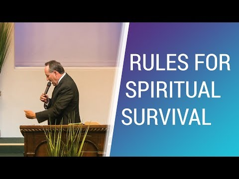 Rules For Spiritual Survival - March 11, 2018 - NLAC