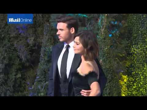 Richard Madden is loved up with...