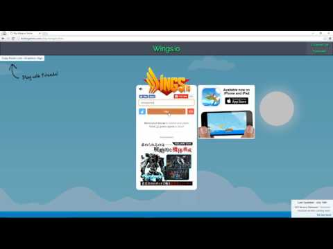 Play Wings.io Unblocked - .IO Games