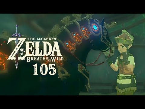 The Legend of Zelda: Breath of the Wild - Part 105 - EX Ancient Horse Gear