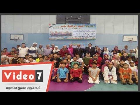 اليوم السابع :الرقابة الإدارية تشرف على اختبارات 135 موهوباً بكفر الشيخ