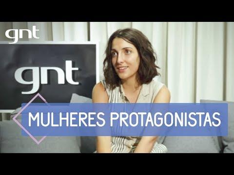 Clarice Falcão conta como foi gravar em um set só com mulheres | Desnude