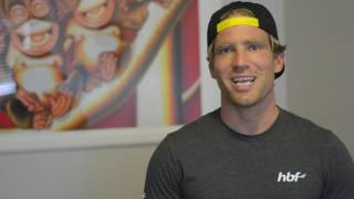 Abode Strata Asks Paralympian Brant Garvey 3 Burning Questions