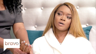 Married to Medicine: Mariah Reveals Shocking Details of Quad's Past (Season 4, Episode 11) | Bravo