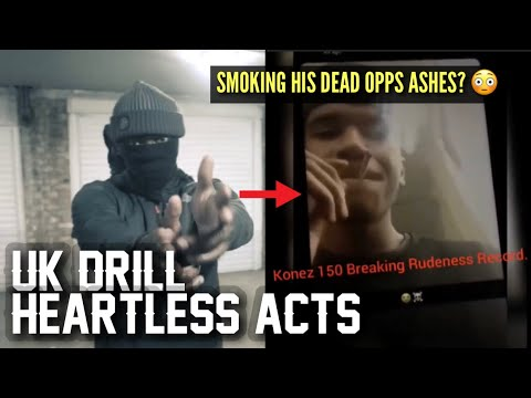 UK DRILL: HEARTLESS ACTS