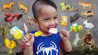 Trò Chơi Bé Vui Trong Sân Nhà Nhỏ ❤ ChiChi ToysReview TV ❤ Đồ Chơi Trẻ Em Baby Doli Fun Song