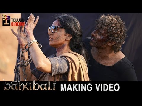 Thumbnail: Baahubali Movie | BEHIND THE SCENES | Unseen Video of Bahubali | Prabhas | Anushka | Rana