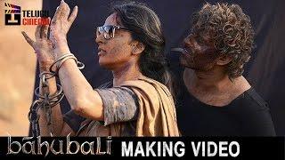Baahubali Movie | BEHIND THE SCENES | Unseen Video of Bahubali | Prabhas | Anushka | Rana