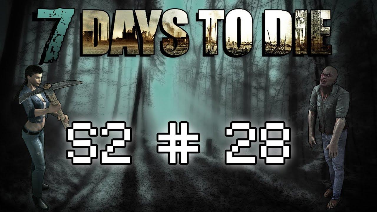 7 Days to Die LPT S2 Ger 28 der Zaun steht