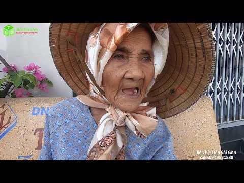 Xót Xa Bà Cụ 83 Tuổi Xin Ăn Nuôi Ba Người Con Bệnh Nặng