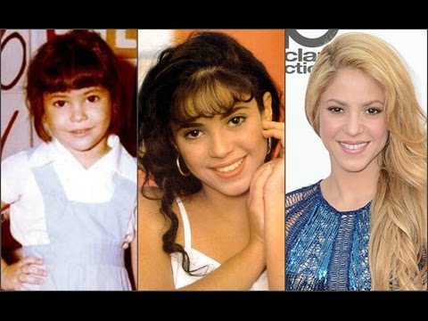 Shakira: A life in pictures