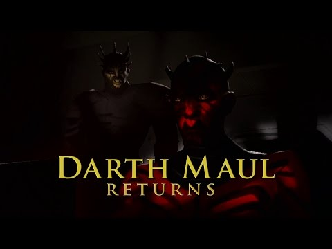 Star Wars The Clone Wars Season Four: Darth Maul Returns Featurette