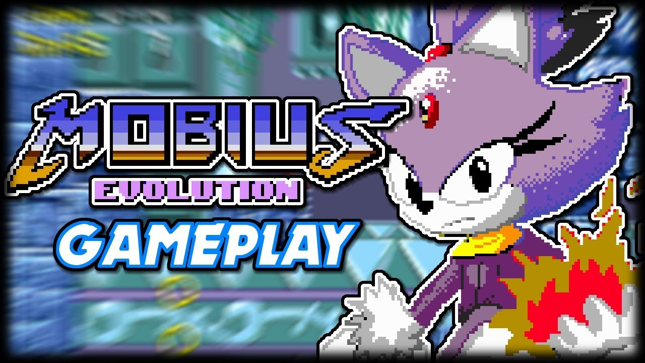 Sonic Blaze Rescue The Animals Mobius Evolution Sonic Rom Hack Gameplay Jpg 1280x720 Mobius Unleashed Tails