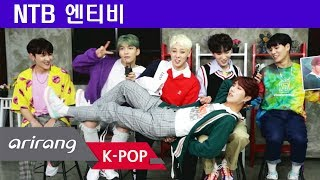 [Pops in Seoul] Don't break! We are NTB! NTB(엔티비) Members' Self-Introduction - Stafaband