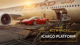 Introducing iCargo Platform | Etihad Airways