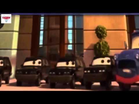 Cars 3: Evolution YouTube Hörbuch auf Deutsch
