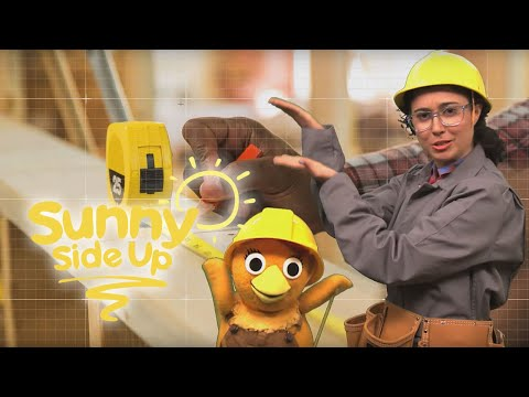 Sunny Side Up: The Construction Site Song With Carly & Chica | Sprout