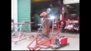 Construccion  de un buggy