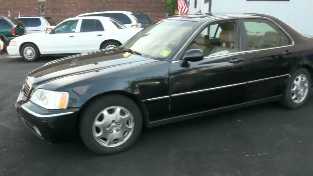 2000 Acura 3.5 RL Sedan - YouTube