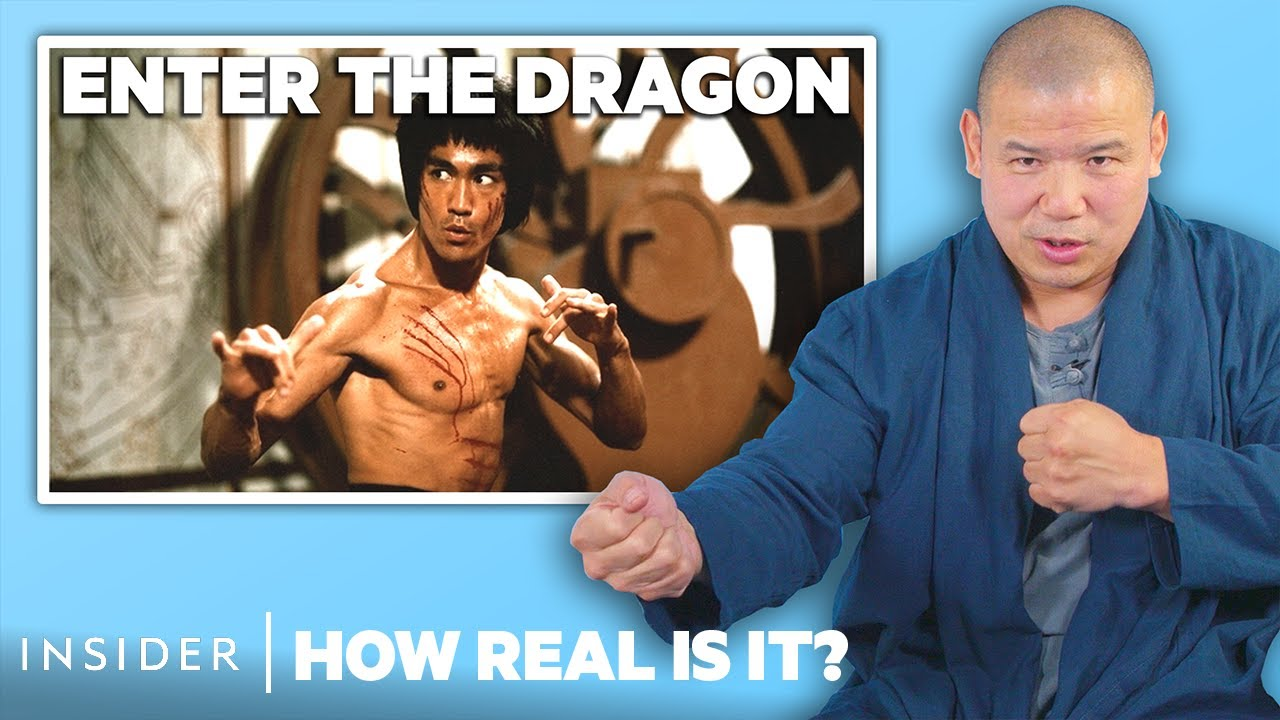Shaolin Master Breaks Down 10 Kung Fu Movie Fights How Real Is It Youtube