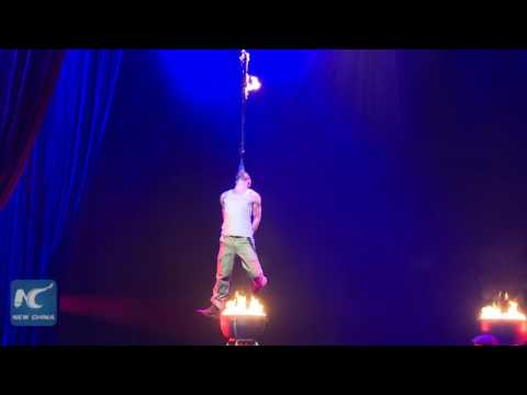 Sneak peek of the Broadway hit The Illusionists