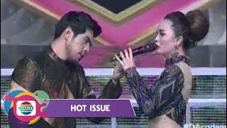 Download lagu Hot Issue Pagi -  Zaskia Gotik Kepincut Renz Fernando(Philippines Di Panggung DA Asia 5