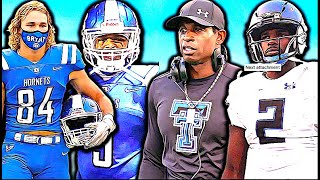 Trinity Christian (TX) vs #1 Team in Arkansas Bryant High  🔥 WOW What a Game !!! Action Packed
