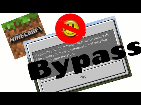 How To Bypass The MCPE License Verification Without Lucky Patcher