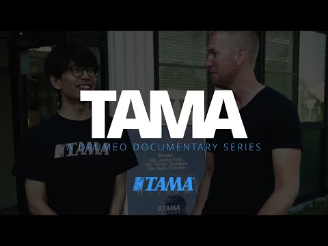 Tama Drums: A Drumeo Documentary