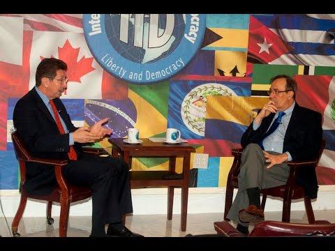 Conversaciones con Carlos Alberto Montaner - Invitado: Dr. Carlos Sánchez Berzaín (Marzo 2016)