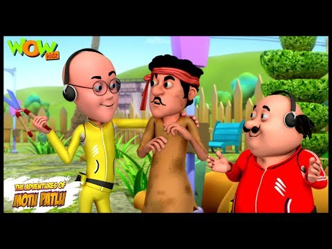 Animal Park - Motu Patlu in Hindi - ENGLISH SUBTITLES!