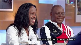Earth, wind and fire. Do you remember  C à vous - 23/06/2016