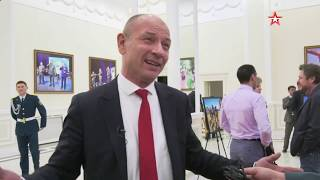 «Звезда» стала победителем фестиваля военной прессы Казахстана
