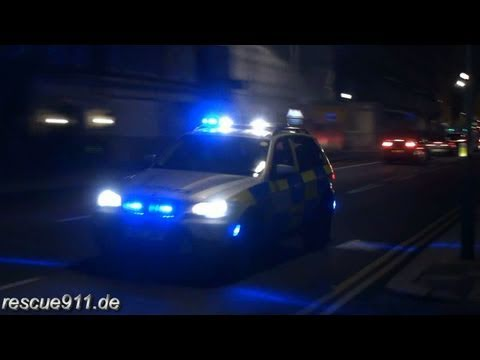 Armed response vehicle City of London Police