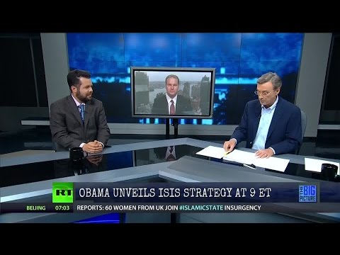 Full Show 9/10/14: GOP Rep. Tells Truth (About Undermining Obama)