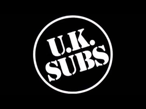 U.K. SUBS - Singles mix 78-81