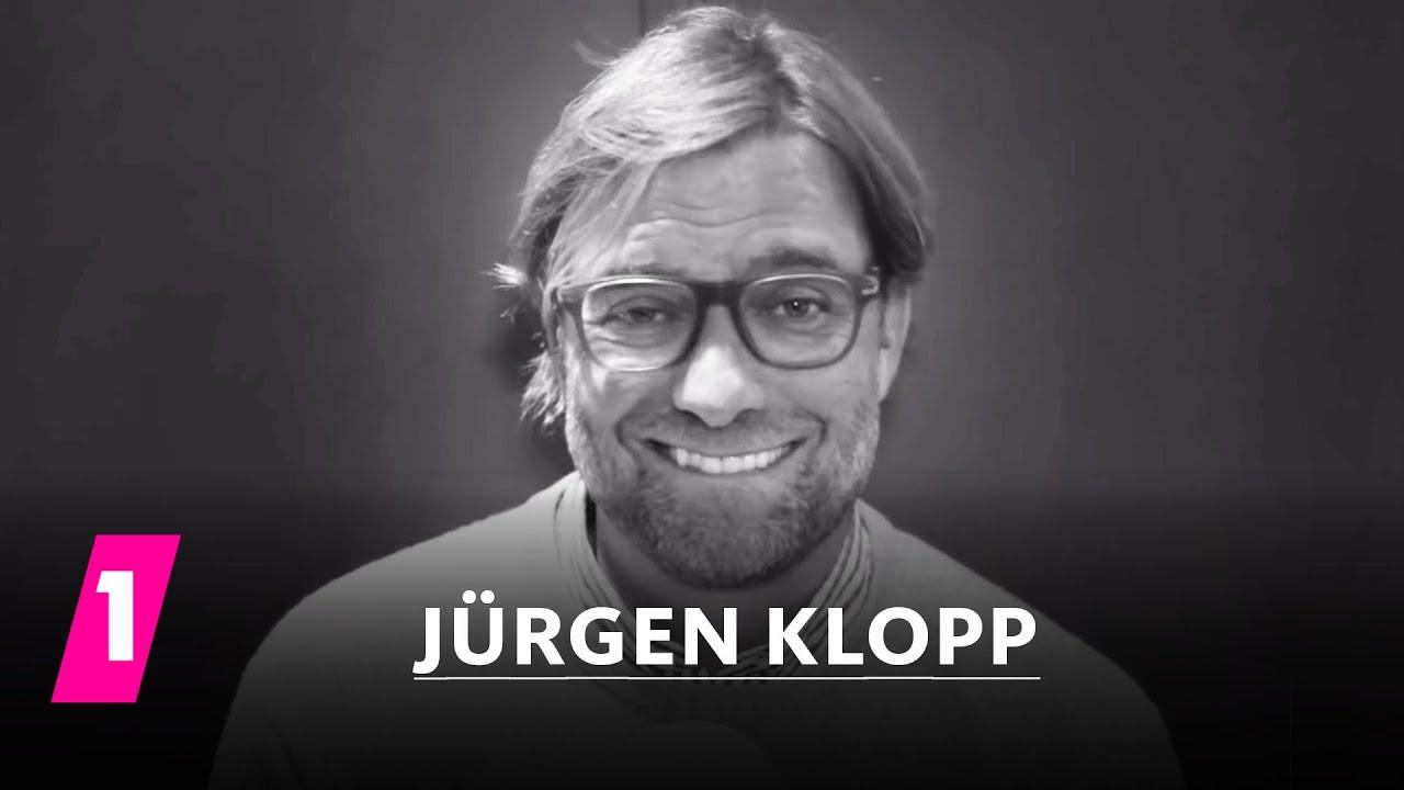 Jürgen Klopp im 1LIVE Fragenhagel