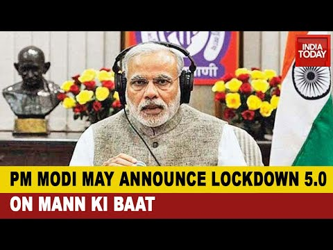 Lockdown 5.0 Scoop: PM Modi Likely To Announce Covid Lockdown 5.0 On Mann Ki Baat