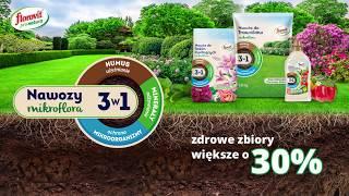 Nawozy Florovit Mikroflora 3w1