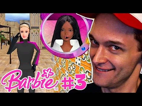 TOKYO AND EGYPT CHASE - Secret Agent Barbie - Part 3