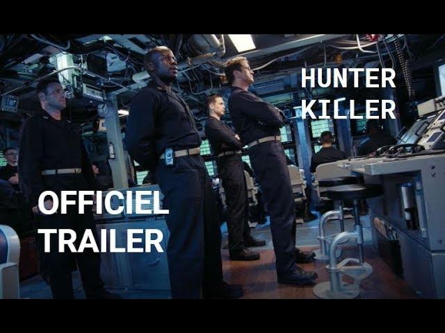 Hunter Killer - Hovedtrailer