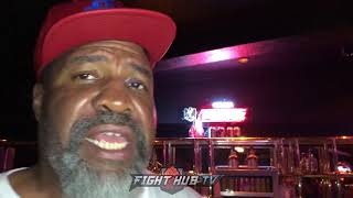 SHANNON BRIGGS ON CANELO FAILED TEST