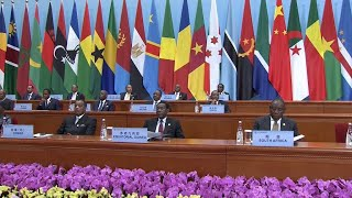 China vows to help Africa diversify its economy