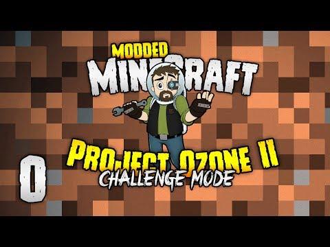 Minecraft: Project Ozone 2 | PILOT, DEAR PILOT! [#0] - Video