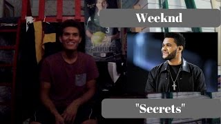 The Weeknd - Secrets/Can't Feel My Face (Vevo Presents) - REACTION